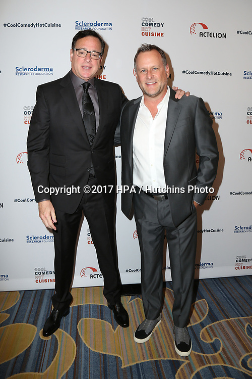 LOS ANGELES - JUN 16:  Bob Saget, Dave Coulier at the 30th Annual Scleroderma Benefit at the Beverly Wilshire Hotel on June 16, 2017 in Beverly Hills, CA