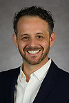 Michael Flores, Assistant Professor, School of Cinematic Arts, College of Computing and Digital Media, DePaul University, is pictured Feb. 27, 2018. (DePaul University/Jeff Carrion)