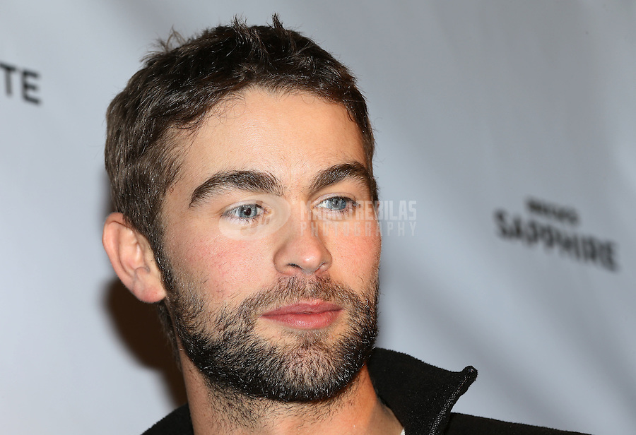 Feb. 2, 2013; New Orleans, LA, USA: Movie actor Chace Crawford walks the red carpet prior to the GQ Party at the Elms Mansion leading up to Super Bowl XLVII. Mandatory Credit: Mark J. Rebilas-USA TODAY Sports