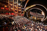 Greg Butler, Guillaume Rocheron, and Dominic Tuohy accept the Oscar® for Visual Effects during the live ABC Telecast of The 92nd Oscars® at the Dolby® Theatre in Hollywood, CA on Sunday, February 9, 2020.<br /> *Editorial Use Only*<br /> CAP/AMPAS<br /> Supplied by Capital Pictures