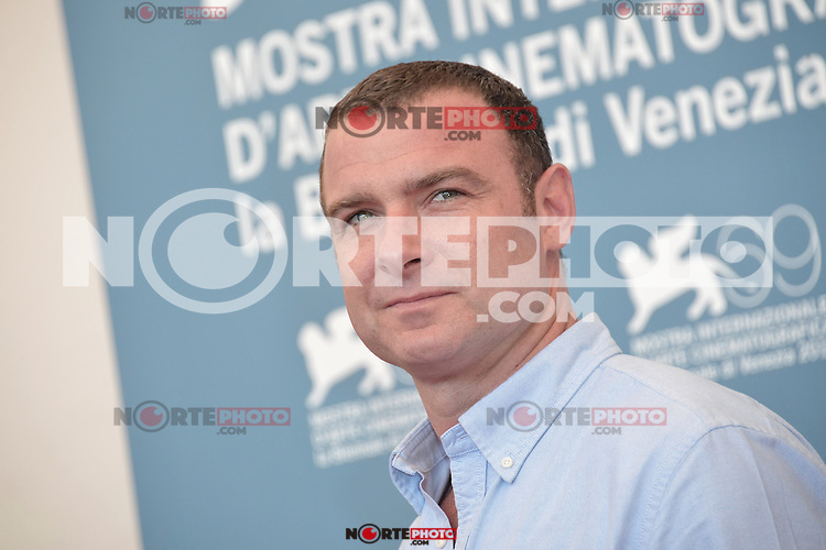 VENICE, ITALY - AUGUST 29: Actor Liev Schreiber attends The Reluctant Fundamentalist photocall during the 69th Venice Film Festival AFG / Mediapunchinc /NortePhoto.com<br />