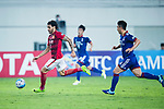 Guangzhou Forward Ricardo Goulart (L) in action during the AFC Champions League 2017 Group G match between Guangzhou Evergrande FC (CHN) vs Suwon Samsung Bluewings (KOR) at the Tianhe Stadium on 09 May 2017 in Guangzhou, China. Photo by Yu Chun Christopher Wong / Power Sport Images