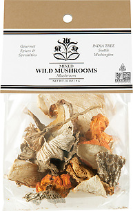 20108 Mixed Wild Mushrooms, Caravan 0.35 oz, India Tree Storefront