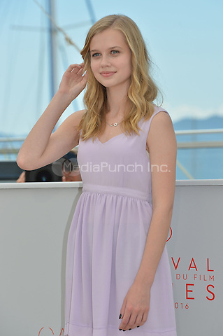 Angourie Rice at the Photocall &acute;The Nice Guys` - 69th Cannes Film Festival on May 15, 2016 in Cannes, France.<br /> CAP/LAF<br /> &copy;Lafitte/Capital Pictures /MediaPunch ***NORTH AND SOUTH AMERICA ONLY***