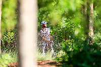 Adri Arnaus (ESP) on the 18th during the 2nd round of the DP World Tour Championship, Jumeirah Golf Estates, Dubai, United Arab Emirates. 22/11/2019<br /> Picture: Golffile | Fran Caffrey<br /> <br /> <br /> All photo usage must carry mandatory copyright credit (© Golffile | Fran Caffrey)