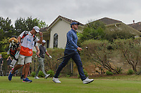 Rory McIlroy (NIR) and Tiger Woods (USA) head down 4 during day 4 of the WGC Dell Match Play, at the Austin Country Club, Austin, Texas, USA. 3/30/2019.<br /> Picture: Golffile | Ken Murray<br /> <br /> <br /> All photo usage must carry mandatory copyright credit (© Golffile | Ken Murray)