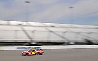May 2, 2008; Richmond, VA, USA; NASCAR Sprint Cup Series driver Greg Biffle during practice for the Dan Lowry 400 at the Richmond International Raceway. Mandatory Credit: Mark J. Rebilas-US PRESSWIRE