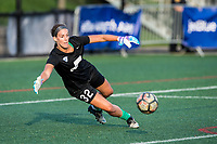Boston, MA - Friday August 04, 2017: Jamie Gillis during a regular season National Women's Soccer League (NWSL) match between the Boston Breakers and FC Kansas City at Jordan Field.