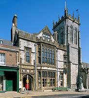 Great Britain, England, Dorset, Dorchester: Dorset County Museum | Grossbritannien, England, Dorset, Dorchester: Dorset County Museum