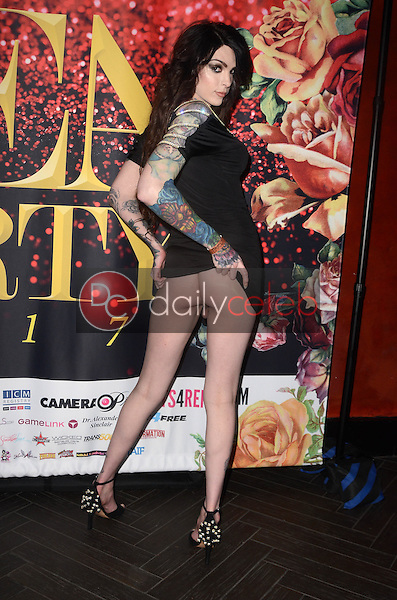 Chelsea Marie<br /> at the 2017 Official Transgender Erotica Awards TEA Pre-Party, Avalon, Hollywood, CA 03-04-17<br /> David Edwards/DailyCeleb.com 818-249-4998