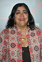 "Gurinder Chadha at the ""Beecham House"" BFI & Radio Times Television Festival screening & Q&A, BFI Southbank, Belvedere Road, London, England, UK, on Saturday 13th April 2019. <br /> CAP/CAN<br /> ©CAN/Capital Pictures"