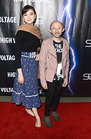 "LOS ANGELES - OCT 16:  Ryan Lee, Shane Carpenter at the ""High Voltage"" Los Angeles Red Carpet Premiere at the TCL Chinese 6 Theater on October 16, 2018 in Los Angeles, CA"