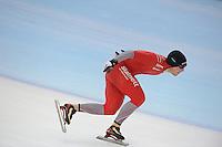 SPEEDSKATING: SOCHI: Adler Arena, 20-03-2013, Training, Sverre Lunde Pedersen (NOR), © Martin de Jong