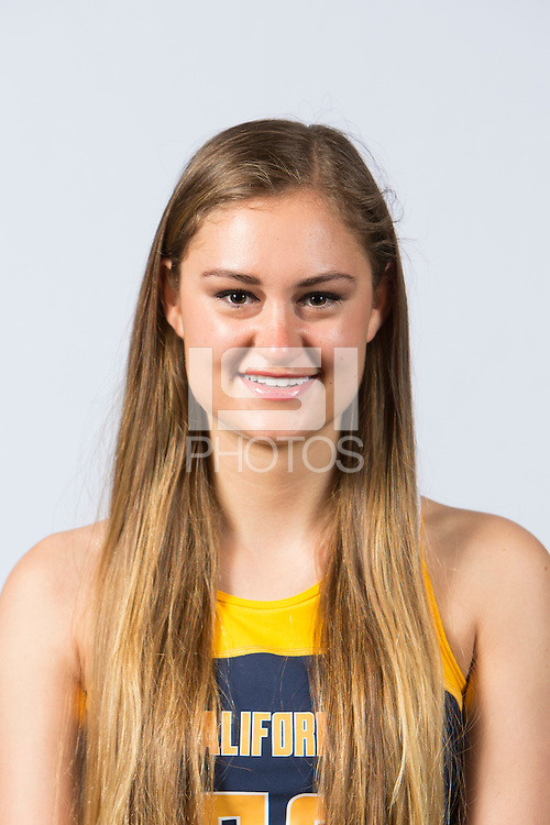 Berkeley, CA - January 20, 2017: Headshots and portraits of the Cal Women's Beach Volleyball team for the 2016-2017 season.