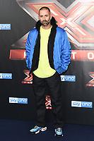 Marcelo Burlon<br /> Milano 13-12-2018 <br /> Photocall Ospiti Finale TV X Factor 2018 <br /> Foto Daniele Buffa / Image / Insidefoto