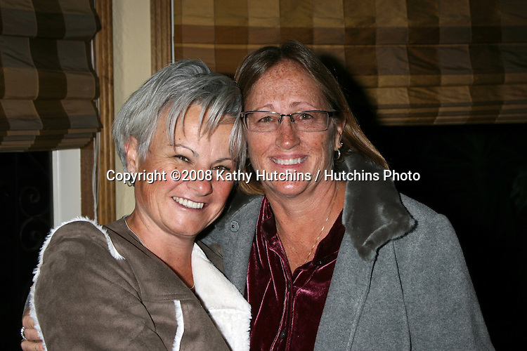 Heather Tom's Annual Christmas Party at her home in Glendale, CA on December 13, 2008.©2008 Kathy Hutchins / Hutchins Photo..                .