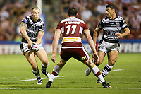 Picture by David Neilson/SWpix.com/PhotosportNZ - 10/02/2018 - Rugby League - Betfred Super League - Wigan Warriors v Hull FC  - WIN Stadium, Wollongong, Australia - Dean Hadley.