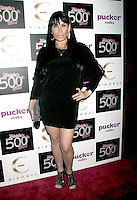 May 24, 2012 Renee Graziano attends the celebration of   Wendy Williams 500th show party  at Elernent  in New York City. © RW/MediaPunch Inc.