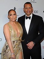 NEW YORK, NY - April 24: Alex Rodriguez, Jennifer Lopez attends the 2018 Time 100 Gala at Jazz at Lincoln Center on April 24, 2018 in New York City.<br /> CAP/MPI/JP<br /> &copy;JP/MPI/Capital Pictures