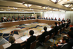 General view, March 26, 2014 : a conference held by directors of Tokyo Organizing Committee of the Olympic and Paralympic Games <br /> in Tokyo, Japan. (Photo by Yohei Osada/AFLO SPORT)