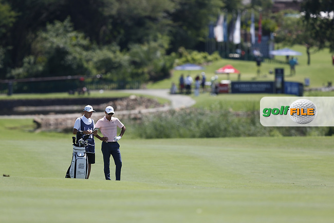 Jack Singh Brar (ENG) during the 3rd round of the Alfred Dunhill Championship, Leopard Creek Golf Club, Malelane, South Africa. 15/12/2018<br /> Picture: Golffile | Tyrone Winfield<br /> <br /> <br /> All photo usage must carry mandatory copyright credit (© Golffile | Tyrone Winfield)