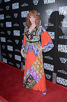 HOLLYWOOD, CA - JUNE 6: Christina Hendricks at the L.A. Premiere of American Woman at the Arclight in Hollywood, California on June 5, 2019. <br /> CAP/MPI/DE<br /> ©DE//MPI/Capital Pictures