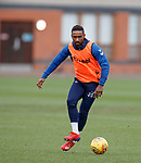 21.02.2019: Rangers training: Jermain Defoe