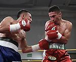 Raul Garcia gano por desicion unanime a Luis de la rosa, asi  ganando el titulo interino de peso minimopor la OMB organizacion mundial de boxeo, en cartagena colombia