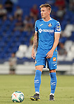 Getafe CF's Raul Garcia Carnero during friendly match. August 10,2019. (ALTERPHOTOS/Acero)