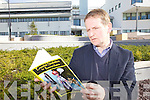 Tadgh O'Shea Lecturer in the IT, Tralee has written a book Essential Statistics for Researchers.