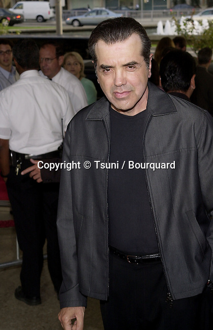 Chazz Palminteri arriving at the premiere of Rat Race. The premiere was held at the Century Plaza Theatre in Los Angeles  July 30, 2001   © Tsuni          -            PalminteriChazz05.jpg