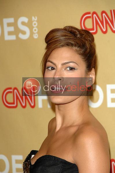 "Eva Mendes<br /> at the ""CNN Heroes: An All-Star Tribute,"" Kodak Theater, Hollywood, CA. 11-21-09<br /> David Edwards/DailyCeleb.Com 818-249-4998"