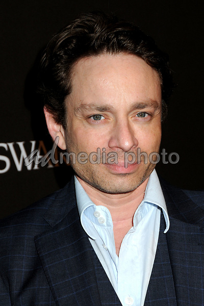 25 February 2010 - Beverly Hills, California - Chris Kattan. 12th Annual Costume Designers Guild Awards held at the Beverly Hilton Hotel. Photo Credit: Byron Purvis/AdMedia