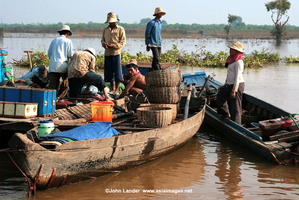 Tonle Sap Floating Village | John Lander Photography