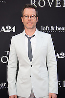 "Guy Pearce attends the Premiere Of A24's ""The Rover"" - Red Carpet on June 12, 2014 (Photo by Crash/ Guest of A Guest)"