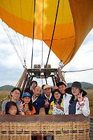 20180103 03 January Hot Air Balloon Cairns