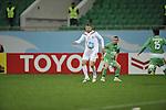 BUNYODKOR (UZB) vs ZOBAHAN (IRN) during the 2016 AFC Champions League Group B Match Day 3 match on 16 March 2016 at the Bunyodkor Stadium in Tashkent, Uzbekistan. Photo by Stringer / Lagardere Sports