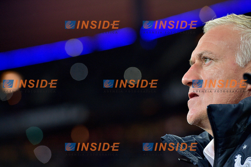 Didier Deschamps (France) - Entraineur <br /> Parigi 07-10-2016 Calcio Qualificazioni mondiali <br /> Francia Bulgaria<br /> Foto Panoramic/Insidefoto <br /> ITALY ONLY