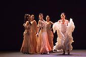 LONDON, ENGLAND: Carmen performed by Compañía Aída Gómez at Sadler's Wells Theatre as part of the Flamenco Festival