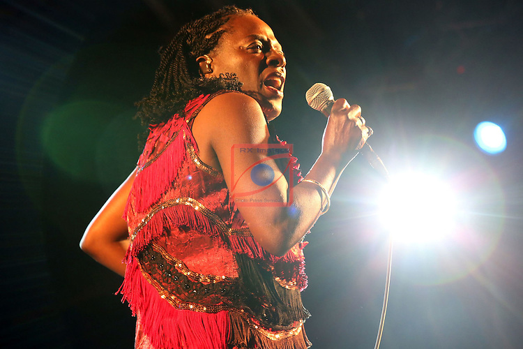 Sharon Jones & The Dap Kings. Festival Cruilla BCN 2012.