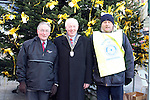 Cyril Bellew, President Paddy Prendergast and Phillip Richardson at the Launch of the Rotary Annual Memory Tree...(Photo credit should read Jenny Matthews www.newsfile.ie)....This Picture has been sent you under the conditions enclosed by:.Newsfile Ltd..The Studio,.Millmount Abbey,.Drogheda,.Co Meath..Ireland..Tel: +353(0)41-9871240.Fax: +353(0)41-9871260.GSM: +353(0)86-2500958.email: pictures@newsfile.ie.www.newsfile.ie.