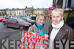 SHOPPERS: Local ladies.Lucy and her mother Toni.Quilter enjoy a day out shopping.in Listowel.   Copyright Kerry's Eye 2008