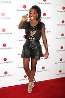 HOLLYWOOD, CA - AUGUST 02: Shanola Hampton at the Carmen Steffens U.S. west coast flagship store opening at Hollywood & Highland Center on August 2, 2012 in Hollywood, California. © mpi26/ MediaPunch Inc. /NortePhoto.com<br />