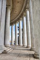 Jefferson Memorial Washington Monument Washington DC Architecture