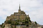 Mount Saint-Michel France 2014