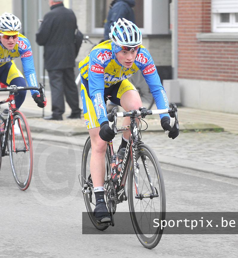 Molenspurters Meulebeke : Jeroen Cannie.foto VDB / BART VANDENBROUCKE