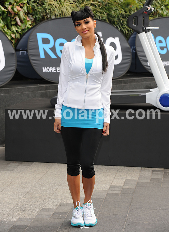 **ALL ROUND PICTURES FROM SOLARPIX.COM**                                             **WORLDWIDE SYNDICATION RIGHTS**   .Nicole Sherzinger launches Reebok's revolutionary ZigTech Trainer at Westfield, London                                                                                ..                                                                                                    JOB REF: 12536       SSD       DATE: 29.11.2010                                                           **MUST CREDIT SOLARPIX.COM OR DOUBLE FEE WILL BE CHARGED**                                                                      **MUST AGREE FEE BEFORE ONLINE USAGE**                               **CALL US ON: +34 952 811 768 or LOW RATE FROM UK 0844 617 7637**