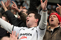 Pictured:<br /> Re: Coca Cola Championship, Swansea City FC v Cardiff City at the Liberty Stadium. Swansea, south Wales, Sunday 30 November 2008.<br /> Picture by D Legakis Photography / Athena Picture Agency, Swansea 07815441513