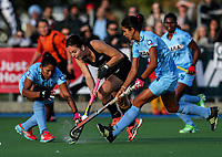 Deanna Ritchie of the Blacksticks during the international hockey match between the Blacksticks Women and India, Rosa Birch Park, Pukekohe, New Zealand. Sunday 14  May 2017. Photo:Simon Watts / www.bwmedia.co.nz