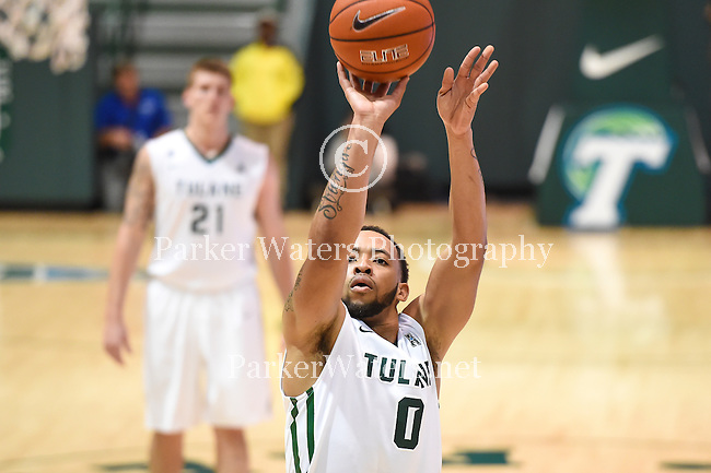 Tulane gets by UNO, in a close one, 64-62.